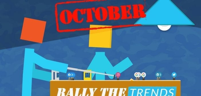 Rally the Trends – October – Atlanta Web Design Company & Digital Marketing Agency